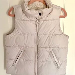 Gap Girls Puffer Vest S (6-7)